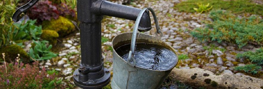 analyser son eau de puits