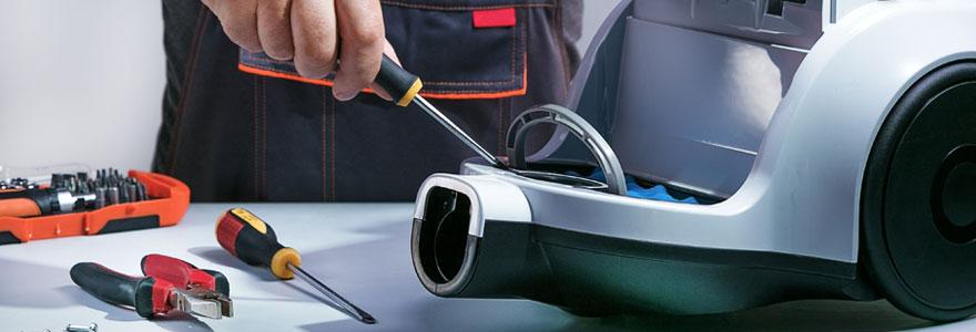 Réparation d'électro-ménager